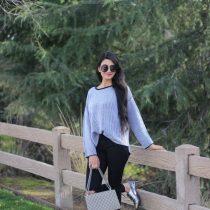 Monochrome Sweater